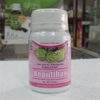 Kapsul-herbal-keputihan